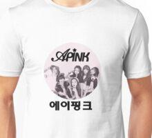 Apink Kpop Circle Design Unisex T-Shirt