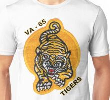 VA-65 Tigers Patch Unisex T-Shirt