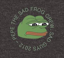 Pepe the Sad Frog Unisex T-Shirt