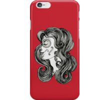 Sugar Skull Sweetheart II iPhone Case/Skin