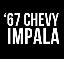 Impala by gingerbun