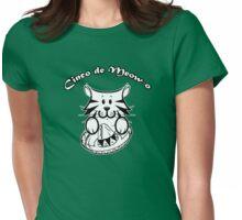 Cinco de Meow-o Womens Fitted T-Shirt