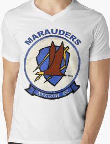 VA-82 Marauders Patch Mens V-Neck T-Shirt