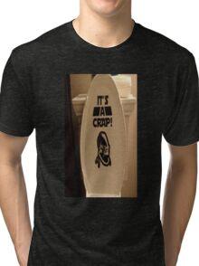 Ackbar-It's A Crap Tri-blend T-Shirt