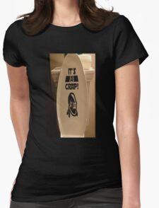 Ackbar-It's A Crap Womens Fitted T-Shirt