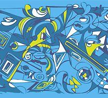 Doodleism by cosmikrishi
