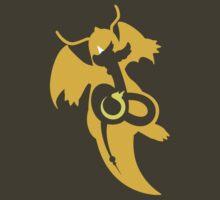 Dratini - Dragonair - Dragonite by lomm
