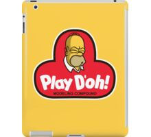 Play D'oh! iPad Case/Skin