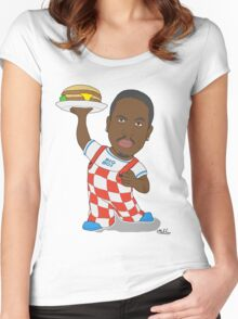 Bob's Big Boi Women's Fitted Scoop T-Shirt
