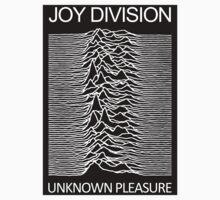 Joy Division Unknown Pleasure Album Cover Kids Clothes