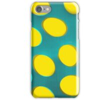 Yellow Eggs iPhone Case/Skin