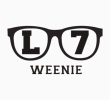 L 7 Weenie by Simone Anderson
