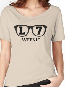 L 7 Weenie Women's Relaxed Fit T-Shirt