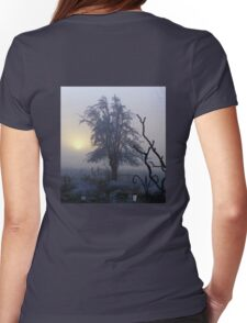 Freezing fog # 2 Womens Fitted T-Shirt