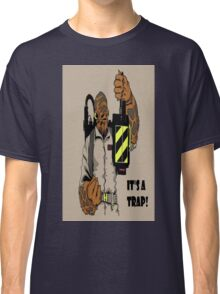 Ackbar Ghostbusters Spoof Classic T-Shirt