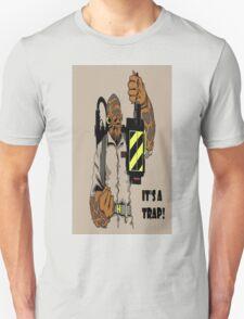 Ackbar Ghostbusters Spoof Unisex T-Shirt