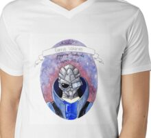 Mass Effect - Garrus Mens V-Neck T-Shirt