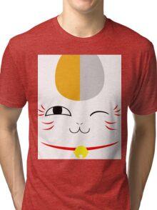nyanko.wink Tri-blend T-Shirt