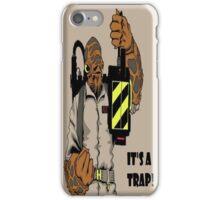 Ackbar Ghostbusters Spoof iPhone Case/Skin