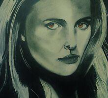 Natalie Portman by zlatan001