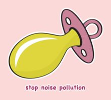 Stop Noise Pollution by Kidgreen