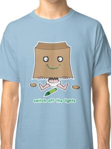 Switch Off the Lights Classic T-Shirt