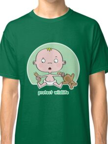 Protect Wildlife Classic T-Shirt