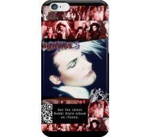 Eighties Cover iPhone Case/Skin