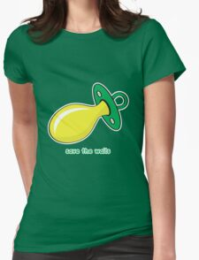 Save the Wails Womens Fitted T-Shirt