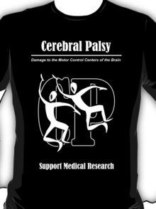 Cerebral Palsy Awareness T-Shirt