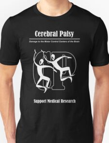 Cerebral Palsy Awareness Unisex T-Shirt