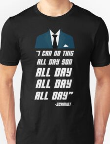 ALL DAY New Girl -  Schmidt T-Shirt