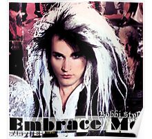 Embrace Me 1985 Cover Poster