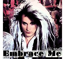 Embrace Me 1985 Cover Photographic Print