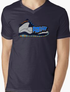 Bobcat Fresh Mens V-Neck T-Shirt