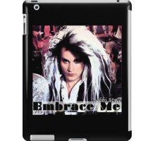 Embrace Me 1985 Cover iPad Case/Skin