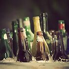 Those Empty Bottles by Trish Mistric