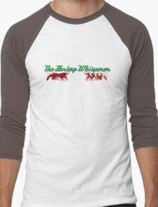 The Shrimp Whisperer Men's Baseball ¾ T-Shirt
