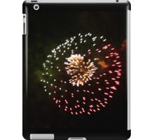 fire splash! iPad Case/Skin