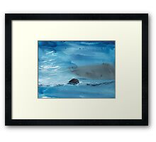 Abstract Reality Mix  2 Framed Print