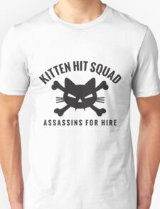 Kitten Hit Squad T-Shirt
