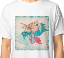 Mermaid Tessellation Classic T-Shirt