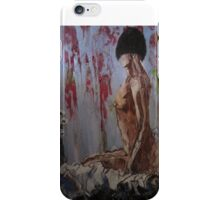 Consort in the Silence iPhone Case/Skin