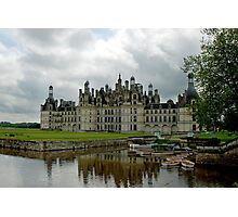 Castle of Chambord - France Photographic Print
