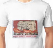 Marx, Engels, Lenin, Razer! Unisex T-Shirt