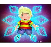 Mother 3: Lucas Photographic Print