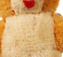 furry teddy bear Sticker