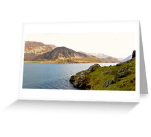 Ennerdale Water Greeting Card
