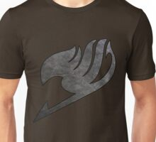 Metal Fairy Tail Logo Unisex T-Shirt
