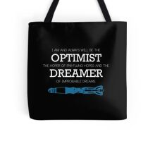 Dr. Who Sonic Screwdriver  Tote Bag